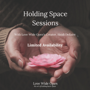 Holding Space Sessions